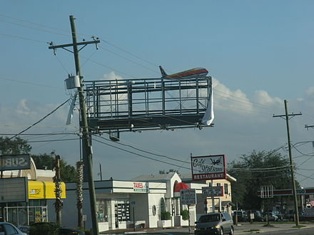 Damaged signs in Orlando, Florida caused by Jeanne. Jeanne Orlando damage.jpg