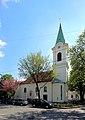 Jedlesee (Wien) - Kirche Maria Loretto (1).JPG