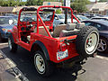 Jeep CJ-7 red open Potomac Maryland 3.jpg