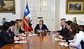 Jefa de Estado encabeza reunión de comité político ampliado (17313927741).jpg