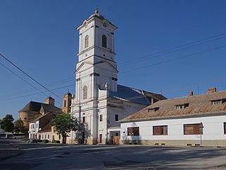 Jelšava Town in Slovakia