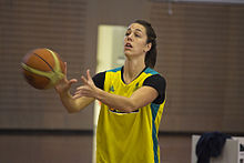Jenna O'Hea at day three of the Opals camp.jpg