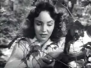 Cropped screenshot of Jennifer Jones from the ...