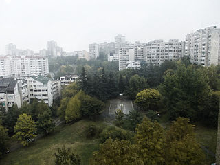 Voždovac Municipality in Belgrade, Serbia