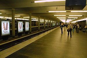 Jernbanetorget (station) - Image: Jernbanetorget stasjon