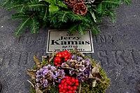 Jerzy Kamas (grób) 01.jpg