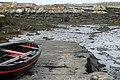 Jetty at Fornais (Furnace) - geograph.org.uk - 1249213.jpg