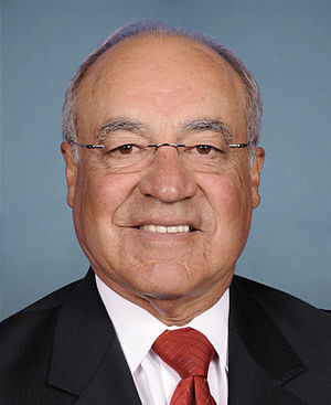 California's 43rd congressional district - Image: Joe Baca Portrait