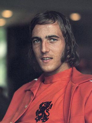 Johan Neeskens - Neeskens in 1974
