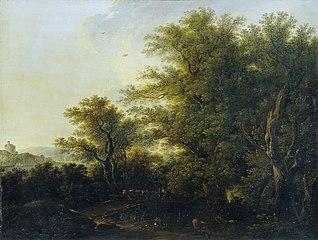 Waldausgang