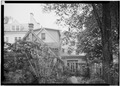 John Glen House, 58 Washington Avenue, Schenectady, Schenectady County, NY HABS NY,47-SCHE,7-3.tif