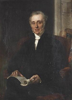 John James Tayler - John James Tayler, 1863 portrait
