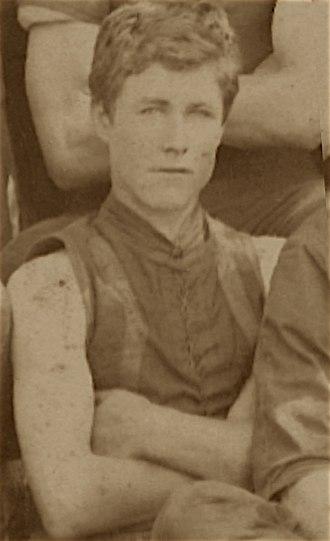 John Cahill Medal - John Quinn Sr.