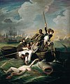 John Singleton Copley - Watson and the Shark, 1782 (Detroit).jpg