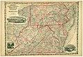 Johnson's Pennsylvania, Virginia, Delaware, and Maryland LOC lva0000024.jpg