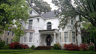 National Register of Historic Places listings in Craighead County, Arkansas - Image: Jonesboro, AR 009
