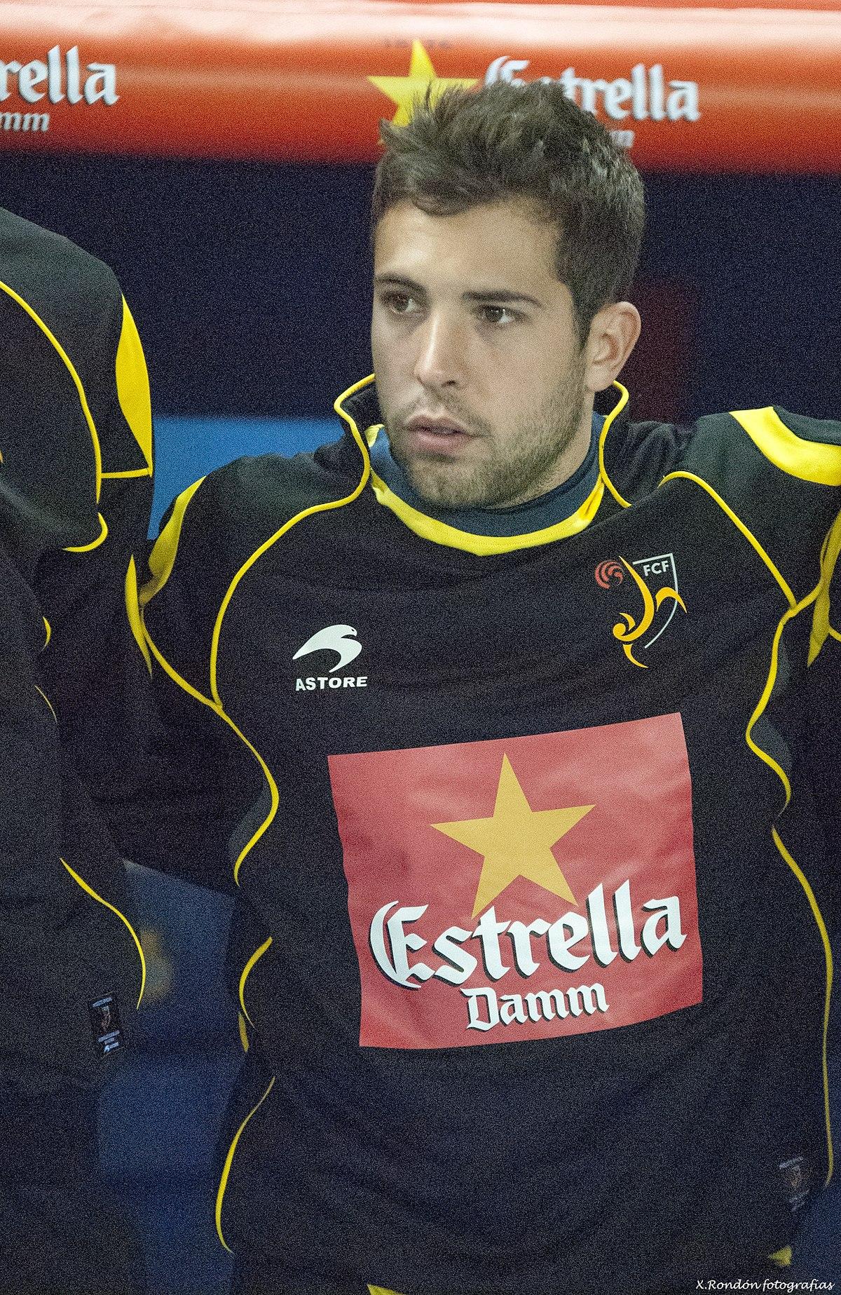 Jordi Alba den frie encyklop¦di