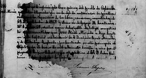José Rizal - José Rizal's baptismal register