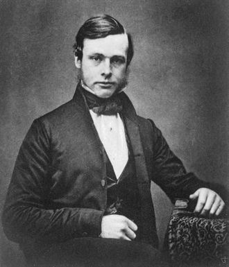History of wound care - This is a portrait of Joseph Lister who was the first doctor to begin to sterilize his surgical gauze.