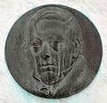 Joseph von Eybler, plaque in Schwechat - medaillon.jpg