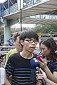 Joshua Wong in interview 20141001 1.jpg