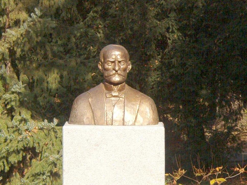 Josif Pancic u Botanickoj Basti