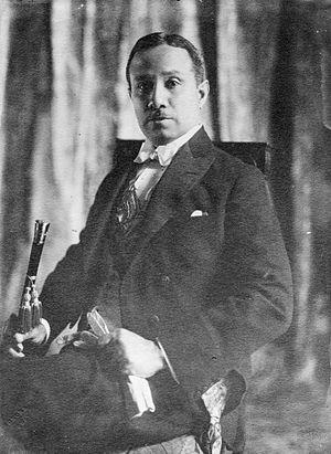 Ecuadorian presidential election, 1932 - Image: Juan de Dios Martínez Mera (1933)