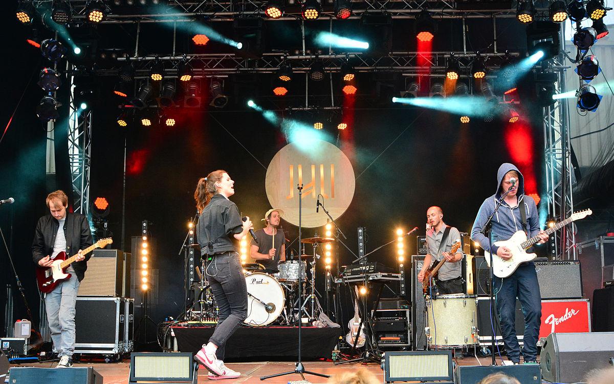 Juli (band) - Wikipedia
