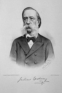Julius Epstein (pianist) Croatian-Austrian pianist