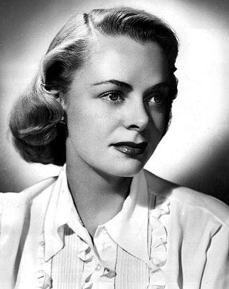 June Lockhart - Lockhart in 1947