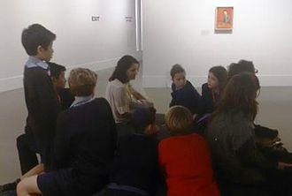 Philosothon - A Junior School Philosothon at the Art Gallery of Western Australia