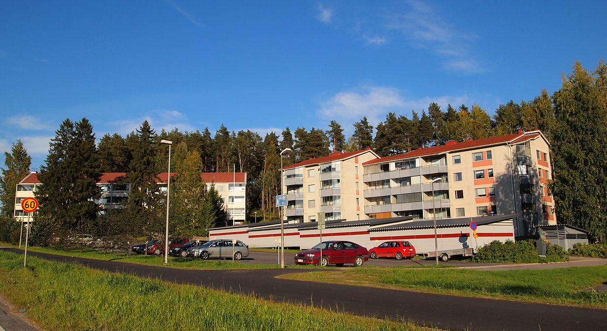Ylioppilaskylä Kartta