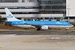 KLM, PH-BXH, Boeing 737-8K2 (16270544197) (2).jpg