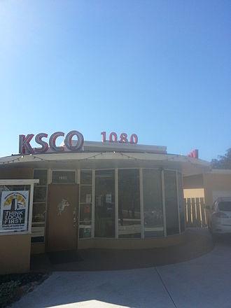 KOMY - KSCO/KOMY's studios on 2300 Portola Drive in Santa Cruz, CA