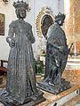 Kaiserin Maria Bianc Sforza u Erzh Sigmund d Münzreiche.JPG