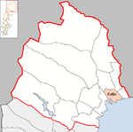Kalix Municipality in Norrbotten County.png