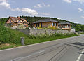Kamenný Přívoz, Kamenný Újezdec, new housing.jpg