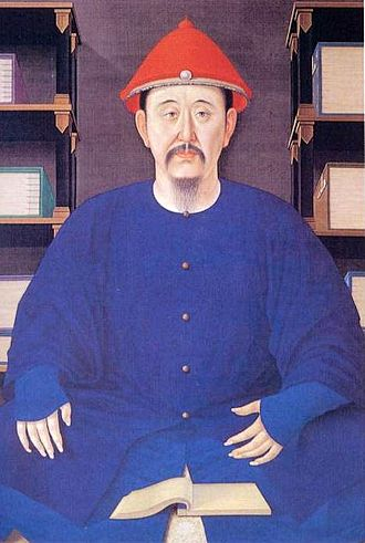1699 in art - Image: Kangxi 1699