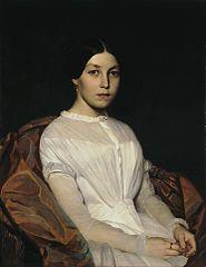 Portrait of Alexandra Kutorga