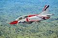 Karakorum over Sajek! Bangladesh Air Force NAMC K-8W. (33167093353).jpg