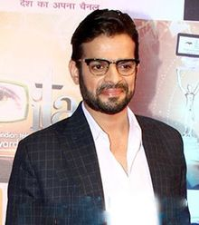 Karan Patel at ITA Awards 2015.jpg