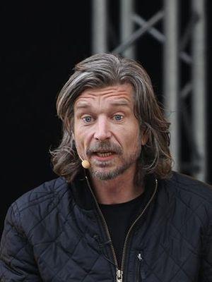 Karl Ove Knausgård cover