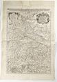 Karta över Bayern, från 1600-talet - Skoklosters slott - 97977.tif