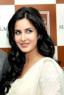 Wikipedia: Katrina Kaif at Wikipedia: 220px-Katrina_Kaif