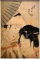 Katsushika Hokusai, telescopio, dalla serie sette abitudini, 1801-04.jpg