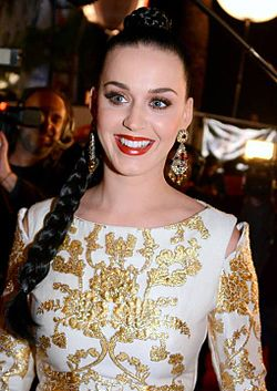 Katy Perry 2014-ben az NRJ Music Awardson