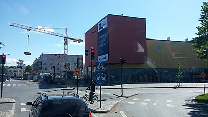 Kuinka päästä määränpäähän Kauppakeskus Goodman käyttäen julkista liikennettä - Lisätietoa paikasta