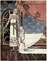 Kay Nielsen - East of the sun and west of the moon - tell me the way then she said.jpg