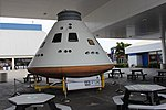 Kennedy Space Center, Orion Multi-Purpose Crew Vehicle.JPG