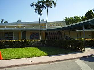 Key Biscayne, Florida - Key Biscayne Community School